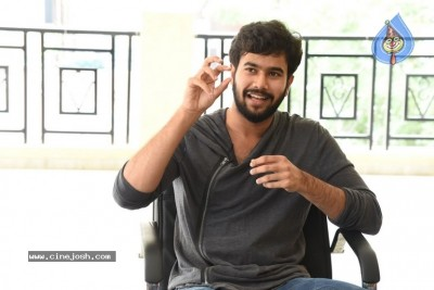 Rahul Vijay Interview Photos