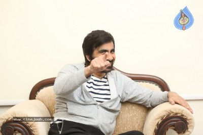 Ravi Teja Interview Photos