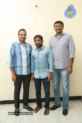 Savyasachi Producers Interview Photos
