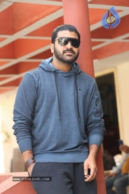 Sharwanand Interview Photos