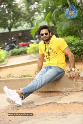 Sudheer Babu Interview Photos