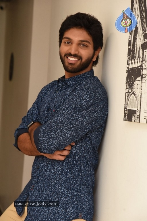 4 LETTERS Movie Hero EASWAR Interview Photos - 9 / 10 photos