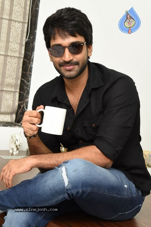 Aadhi Pinisetty Interview Stills - 19 / 50 photos
