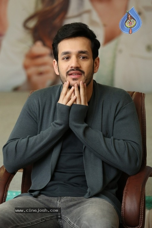 Akhil Interview Photos - 1 / 20 photos