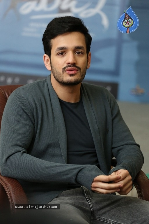 Akhil Interview Photos - 2 / 20 photos
