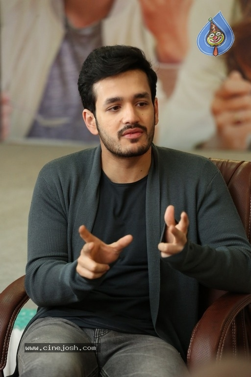 Akhil Interview Photos - 12 / 20 photos