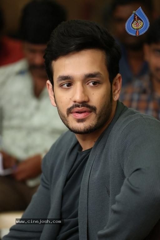 Akhil Interview Photos - 19 / 20 photos