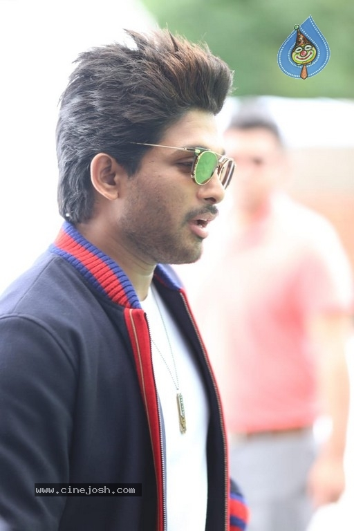 Allu Arjun Latest Photos - 1 / 5 photos