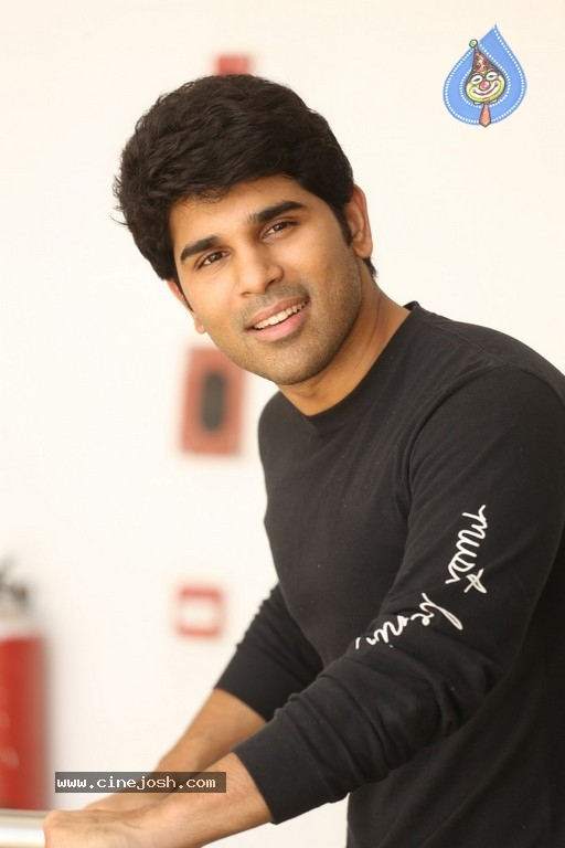 Allu Sirish Interview Photos - 2 / 21 photos