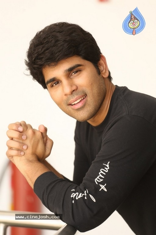 Allu Sirish Interview Photos - 11 / 21 photos