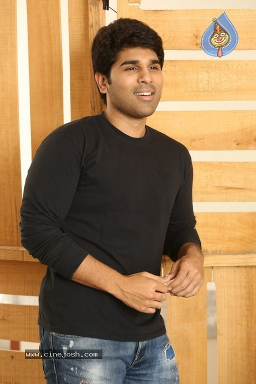 Allu Sirish Interview Photos - 21 / 21 photos