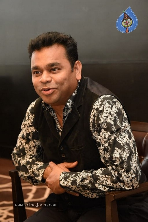 AR Rahman Interview Stills - 8 / 20 photos