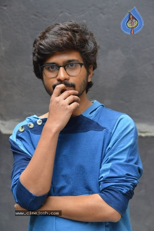 Husharu Movie Hero Abhinav Interview - 11 / 12 photos