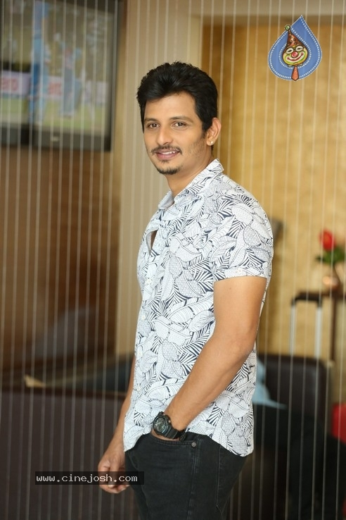 Jiiva Interview Photos - 20 / 21 photos