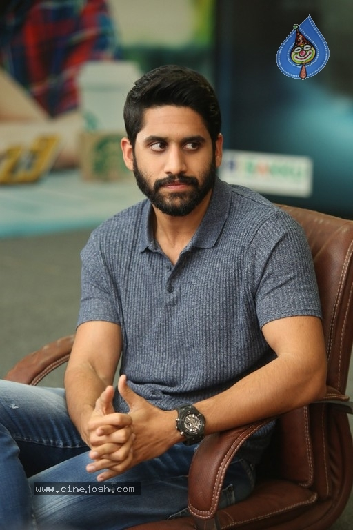 Naga Chaitanya Intreview Photos - 14 / 14 photos