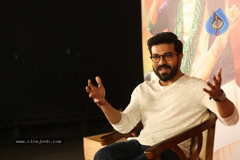 Ram Charan Interview Photos - 9 / 19 photos