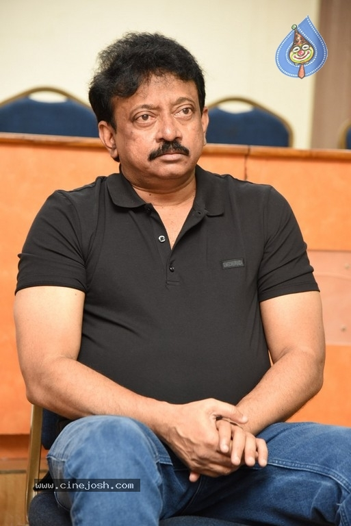 Ram Gopal Varma Interview Photos - 6 / 14 photos
