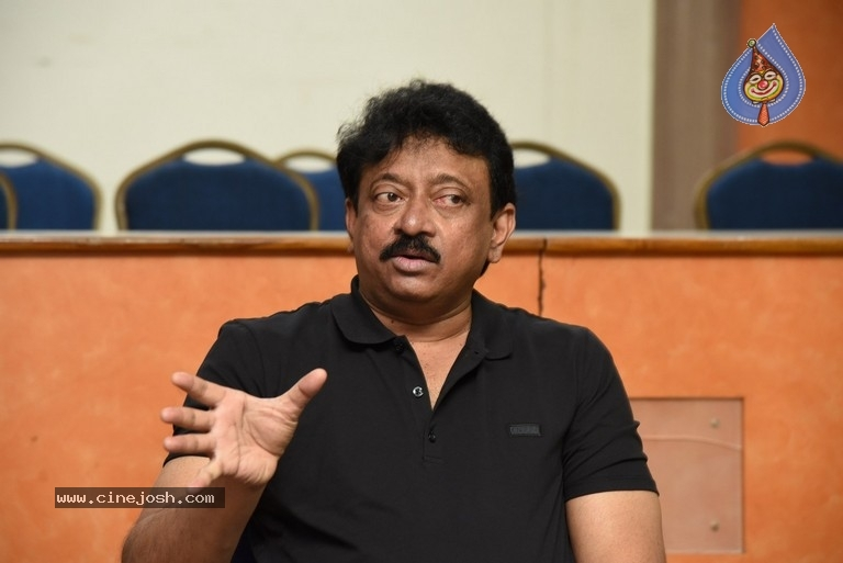Ram Gopal Varma Interview Photos - 13 / 14 photos