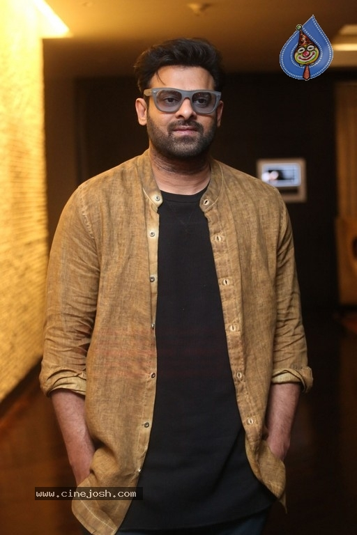 Rebel Star Prabhas Interview Photos - 8 / 13 photos