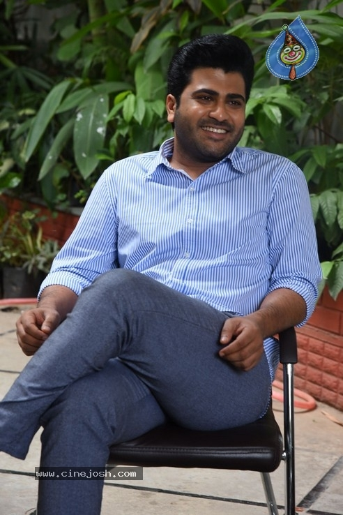 Sharwanand Interview Pics - 3 / 9 photos