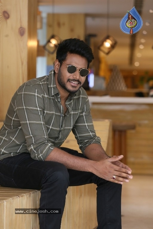 Sundeep Kishan Interview Photos - 4 / 21 photos