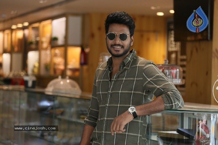 Sundeep Kishan Interview Photos - 6 / 21 photos