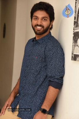 4 LETTERS Movie Hero EASWAR Interview Photos - 2 of 10