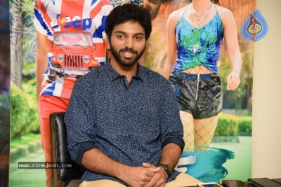 4 LETTERS Movie Hero EASWAR Interview Photos - 10 of 10