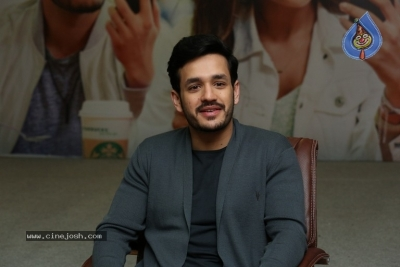 Akhil Interview Photos - 9 of 20