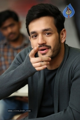 Akhil Interview Photos - 13 of 20
