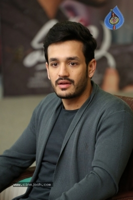 Akhil Interview Photos - 20 of 20