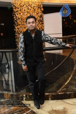 AR Rahman Interview Stills - 11 of 20