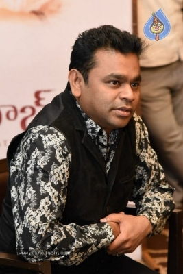 AR Rahman Interview Stills - 15 of 20