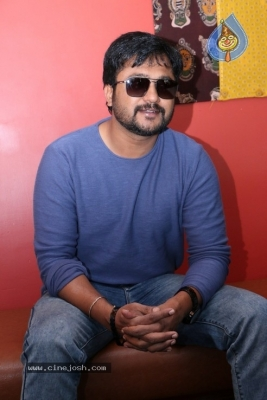 Bobby Simha Interview Pics - 5 of 15