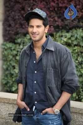 Dulquer Salmaan  Interview photos - 1 of 21