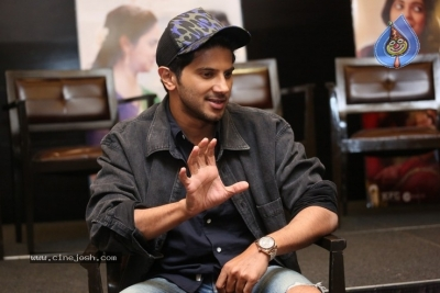 Dulquer Salmaan  Interview photos - 5 of 21