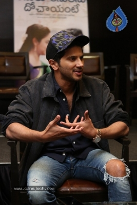 Dulquer Salmaan  Interview photos - 8 of 21
