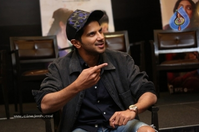 Dulquer Salmaan  Interview photos - 12 of 21