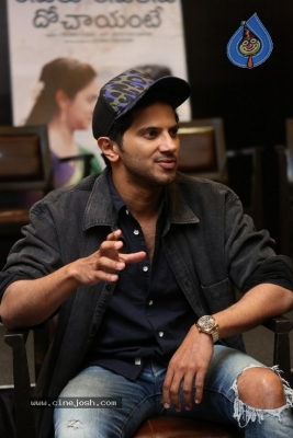 Dulquer Salmaan  Interview photos - 17 of 21