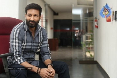 Gopichand Interview Photos - 5 of 35