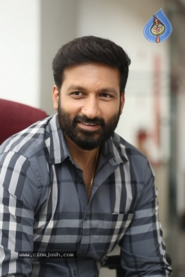 Gopichand Interview Photos - 8 of 35