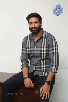 Gopichand Interview Photos - 12 of 35