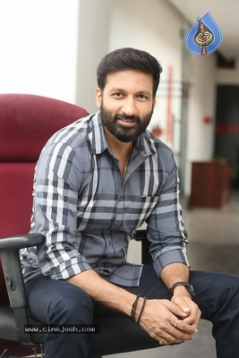Gopichand Interview Photos - 13 of 35