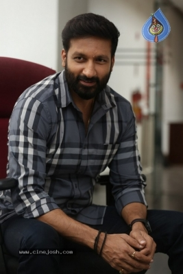 Gopichand Interview Photos - 17 of 35