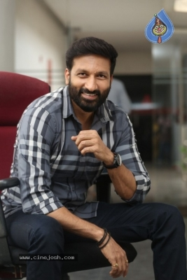 Gopichand Interview Photos - 19 of 35