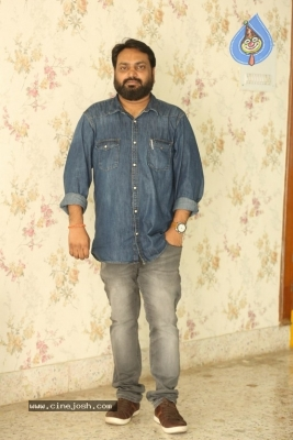 Lyricist Krishna Kanth Interview Photos - 2 of 13