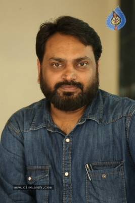 Lyricist Krishna Kanth Interview Photos - 3 of 13