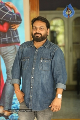 Lyricist Krishna Kanth Interview Photos - 4 of 13