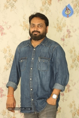 Lyricist Krishna Kanth Interview Photos - 6 of 13