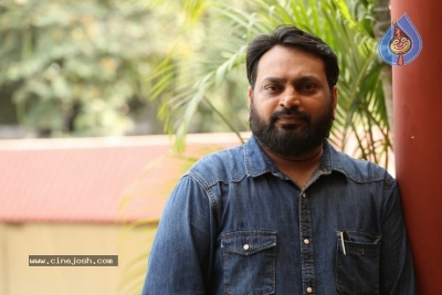 Lyricist Krishna Kanth Interview Photos - 10 of 13